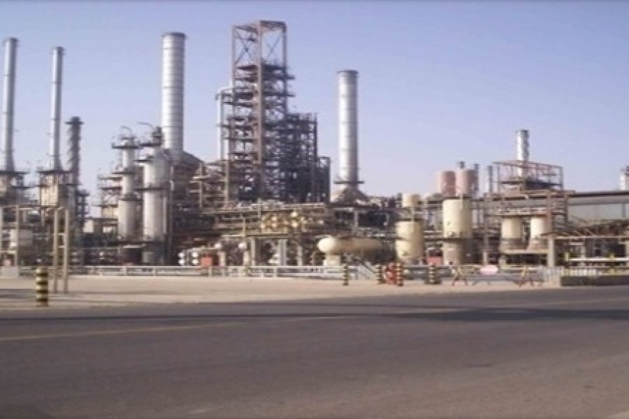 Expansion and product upgrade of the Shazand Arak Oil Refinery