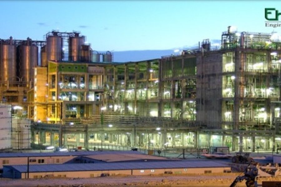 Jam Petrochemical Complex