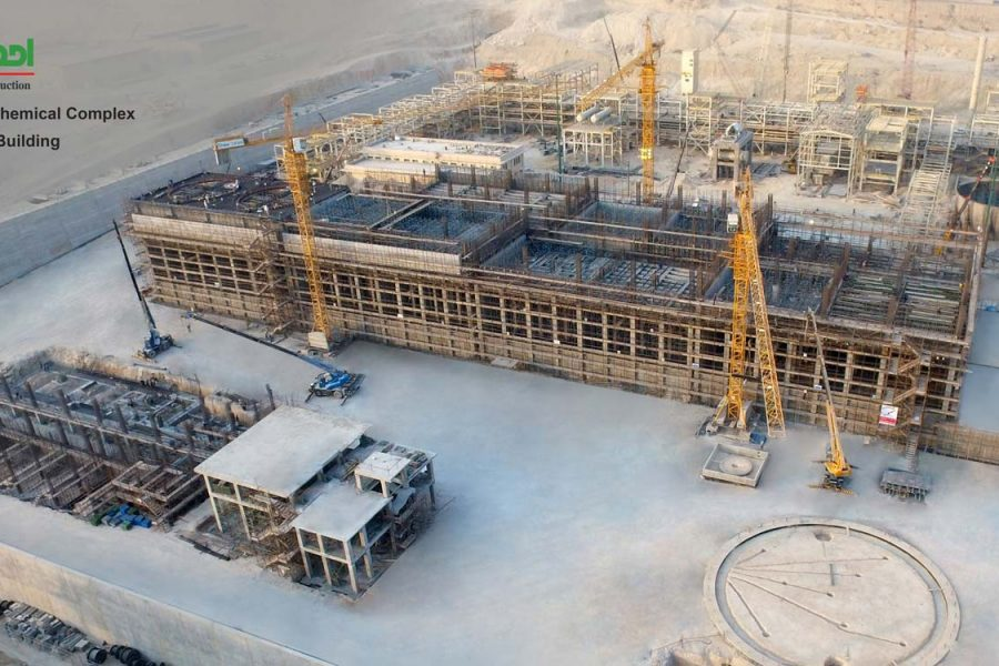 Site 2 of Bushehr Petrochemical Company