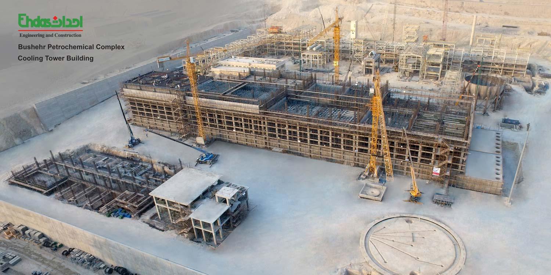 Site 2 of Bushehr Petrochemical Company
